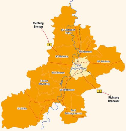 Wirtschaftsförderung im Landkreis Nienburg/Weser GmbH©Wirtschaftsförderung im Landkreis Nienburg/Weser GmbH
