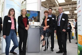 1. Tag Hannover Messe