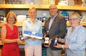 Bickbeernhof Produkte©Wirtschaftsförderung im Landkreis Nienburg/Weser GmbH