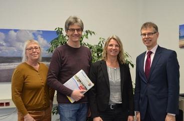 Bildungsbüro neu besetzt©Landkreis Nienburg/Weser