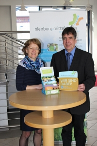 Deula Nienburg - Botschafter im März©Wirtschaftsförderung im Landkreis Nienburg/Weser GmbH