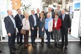 Eindrücke Hannover Messe 2017©Wirtschaftsförderung im Landkreis Nienburg/Weser GmbH