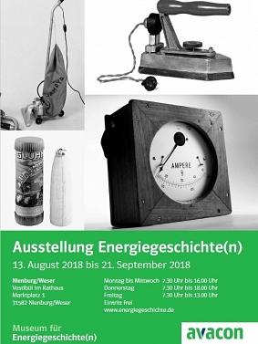 Flyer Energiergeschichte(n)©Avacon AG