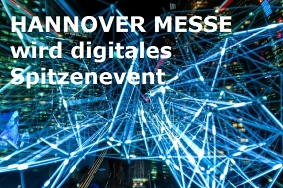 Hannover Messe 2021 digital©Pixaby