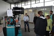HAWK Exkursion 2014 Schnell Motoren AG©Wirtschaftsförderung im Landkreis Nienburg/Weser GmbH