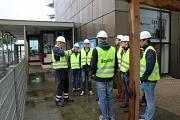 HAWK Exkursion bei Statkraft GmbH©Wirtschaftsförderung im Landkreis Nienburg/Weser GmbH