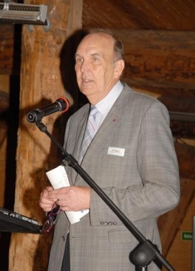 Heinrich Eggers, ehem. Landrat©Wirtschaftsförderung im Landkreis Nienburg/Weser GmbH