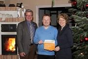 """Botschafter der Kampagne """"Einfach lebenswert"""" im Dezember 2014©Wirtschaftsförderung im Landkreis Nienburg/Weser GmbH"""