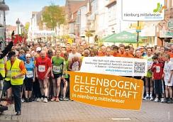 Ellenbogengesellschaft in Nienburg.Mittelweser©neuwaerts