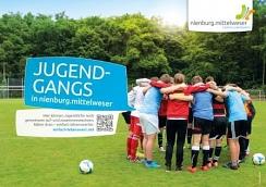 key visual Jugendgang©Wirtschaftsförderung im Landkreis Nienburg/Weser GmbH