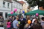 Buntes Treiben beim Altstadtfest 2016
