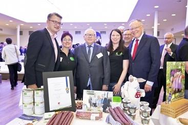 Landfleischerei Rode Kulinarische Botschafter 2019©Marketinggesellschaft Thomas Bräuning