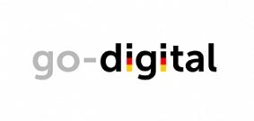 Logo Go-digital©Bundesministerium für Wirtschaft und Energie