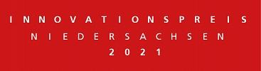 Logo Innovationspreis Niedersachsen 2021©Innovationsnetzwerk Niedersachsen