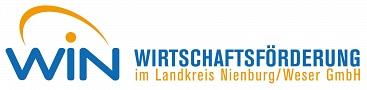 Logo WIN©Wirtschaftsförderung im Landkreis Nienburg/Weser GmbH