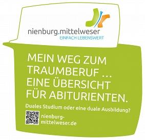 Sprechblase Abiturienten©Wirtschaftsförderung im Landkreis Nienburg/Weser GmbH