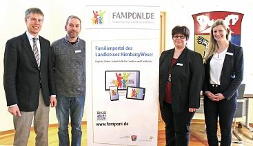 Start famponi.de©Landkreis Nienburg/Weser