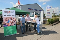 Tag der Logistik 2017 (1)©Wirtschaftsförderung im Landkreis Nienburg/Weser GmbH