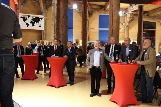 Technologietransfertrag 2018©Wirtschaftsförderung im Landkreis Nienburg/Weser GmbH