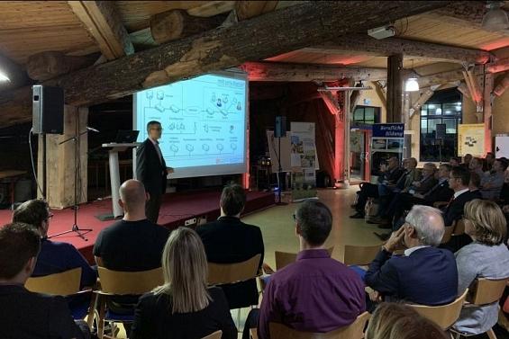 Technologietransfer-Tag 2018©Wirtschaftsförderung im Landkreis Nienburg/Weser GmbH