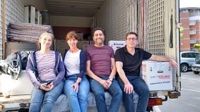 Umzug WIN-Team©Wirtschaftsförderung im Landkreis Nienburg/Weser GmbH