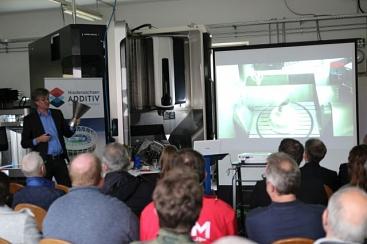 Werkstattgespräch Additive Fertigung©Wirtschaftsförderung im Landkreis Nienburg/Weser GmbH