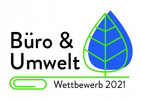 Logo Wettbewerb Büro und Umwelt 2021©Wirtschaftsförderung im Landkreis Nienburg/Weser GmbH