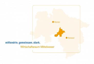 Wirtschaftsraum Mittelweser©Wirtschaftsförderung im Landkreis Nienburg/Weser GmbH